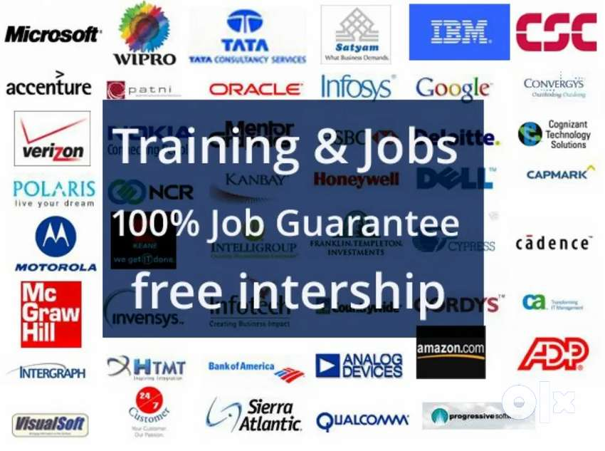 Software Training and Job on Top MNC's