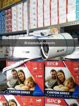 SPC CCTV 1080p FULL HD LENGKAP!