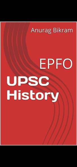 Upsc History EPFO