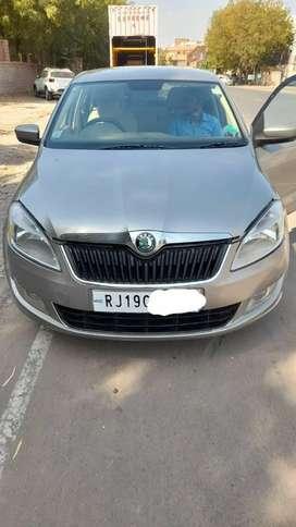 Skoda Rapid 2011-2013 1.6 TDI Elegance, 2012, Diesel