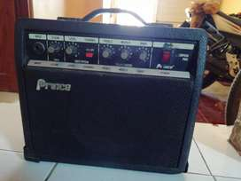 Amplifier scorpion prince bekas masih bagus