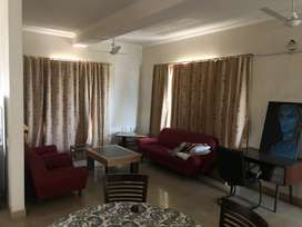 1 BHK furnished house for rent in posh colony of Sector 6 panchkula