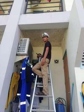 Servis AC area banda aceh