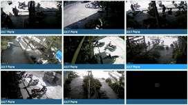 *CCTV Product bergaransi resmi dengan hasil ok harga miring