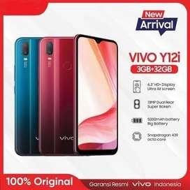 Vivo y12i (3/32) - murah - garansi resmi