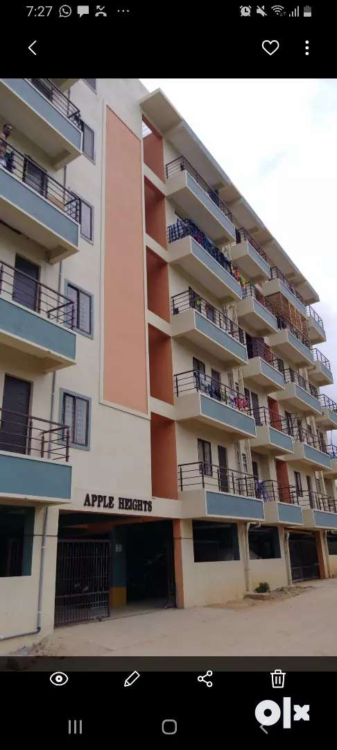 2BHK & 3BHK Semi furnished & fully furnished flats for rent 0