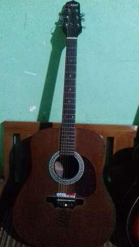 Gitar akustik bosanova