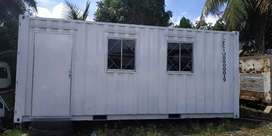 Office Container 20ft Ready Stock (Kontainer Kantor)