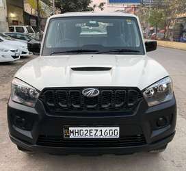 Mahindra Scorpio M2DI, 2018, Diesel