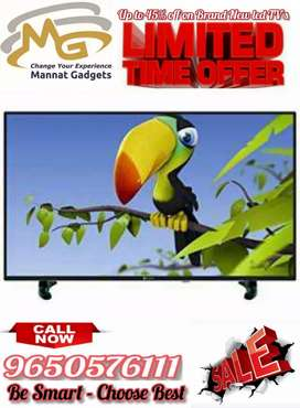 50 inch smart LED TV {Mahabachat Saturday offer} buy now