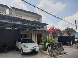 Disewakan Rumah Murah 2 Lt Dekat Jl. Kaliurang & Kuliner Jl. Damai