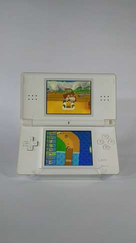 Nintendo DS Lite NDS White