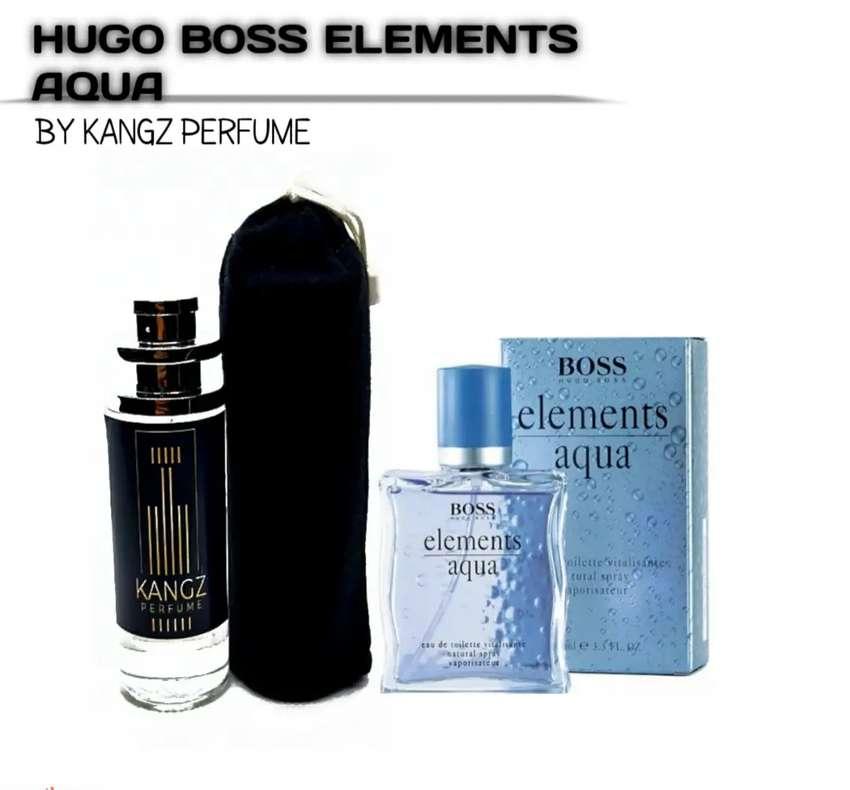Parfum Hugo Boss Elements Aqua / For Men 0