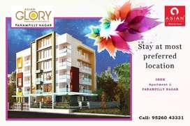3BHK Apartments At Kadavanthra