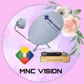 Parabola MNC Vision Narmada Lombok Barat NTB