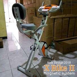 Sepeda Statis Magnetik Bike // Zoules IE 05F28