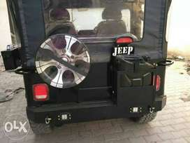 Hard top willys jeep with Ac