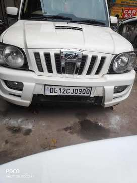 Mahindra Scorpio 2012 Diesel 82000 Km Driven