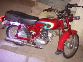 Bike new tiyar kia hoa he