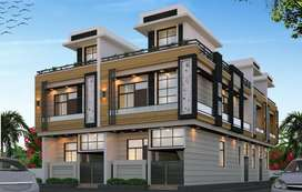 Double story house