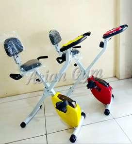 Sepeda 1 fungsi untuk fitnes ready