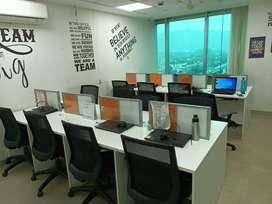 Furnished office available near sanpada station