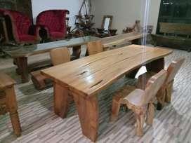 Furniture kayu jati jepara