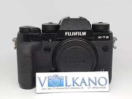 Fujifilm X-T2 Body Only Murahh Fullset