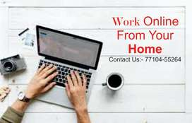 Online Promotion • Online job>home base>3 to 4 hrs. only
