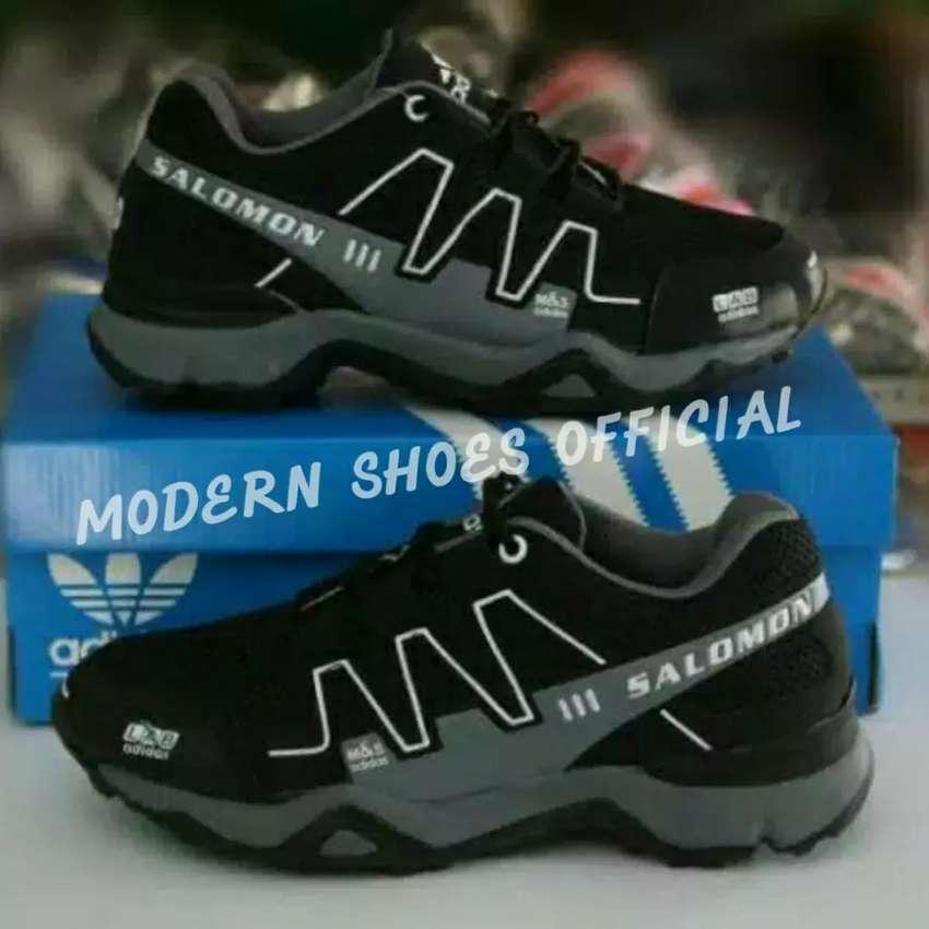 sepatu ADIDAS NOMOLAS LWS sneakers running pria wanita jogging 0