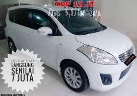 Suzuki Ertiga DP Dua Belas Juta Tipe GX MT 2014 Bagus BGT