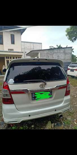 Kijang Inova Type V th 2004 up to 2014