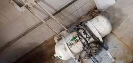 CNG cylender with kit & comlete wiring and pipes