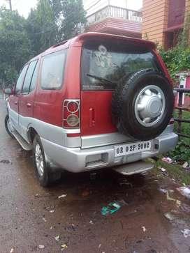 Tata Safari with best condition single driven