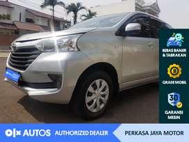 [OLX Autos] Toyota Avanza 2016 1.3 E M/T Bensin Silver #PJM