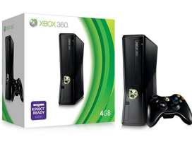 X Box 360 4Gb Brand New Seald Box Pack With 1 Year Warranty
