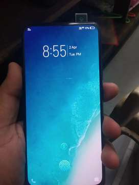 Vivo v15pro 100%condition and full kit