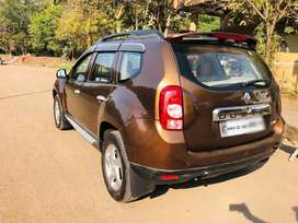 Renault Duster 2012-2015 85PS Diesel RxL Optional, 2013, Diesel