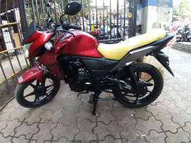 Honda cb twister in excellent condition