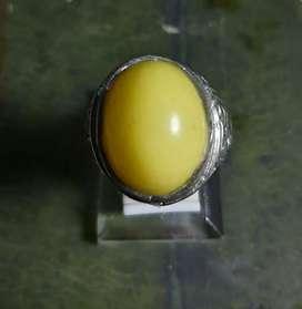 Fosfor Kuning - Cincin Batu Akik