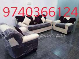 Brand new sofa collections in affordable price range with warranty