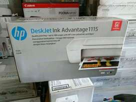 printer hp 1115 warna garansi resmi ready laptop ex singapore