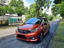 Honda All New Brio RS 1.2 Manual (M/T)