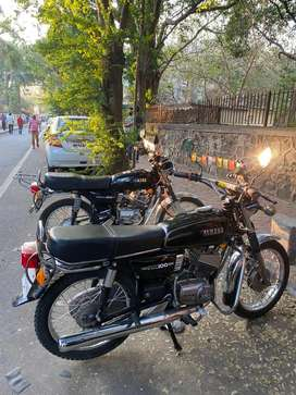 Yamaha rx100. Bike is in very good condition