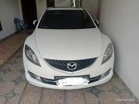 Mazda 6 sedan kenalpot 2