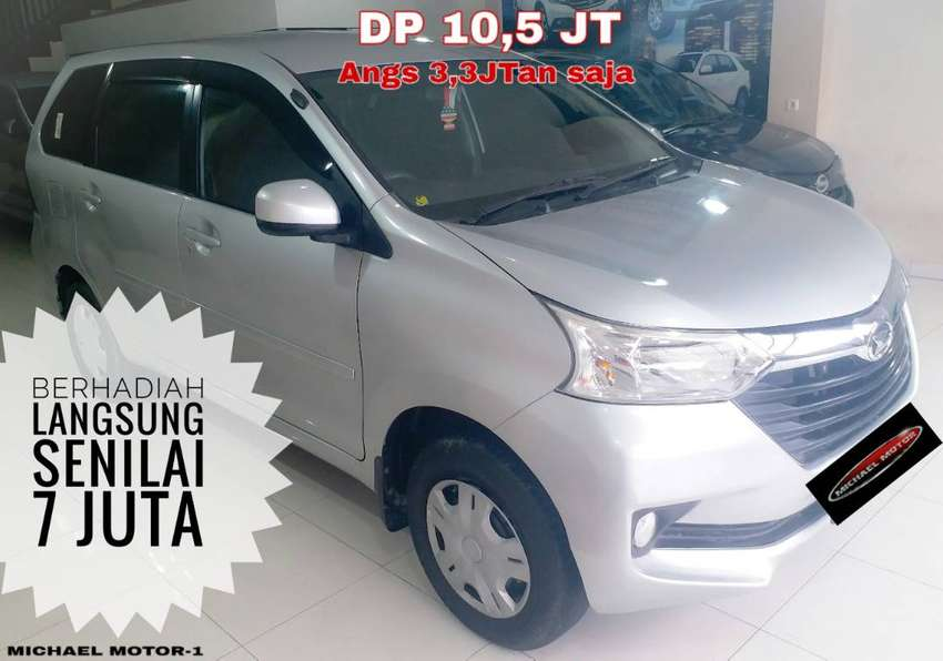 Daihatsu Great Xenia DP3.5JT R MT 2016 Termurah Siap Pakai 0
