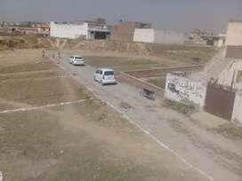 Invested rating plot for sale at adyala road
