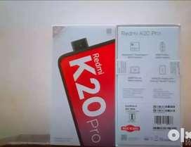 100% original Redmi K20 Pro available