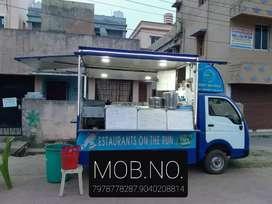 Selling my food van