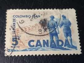 Canada Colombo plan